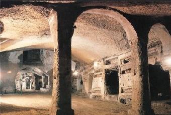 Il clima nella Napoli sotterranea
