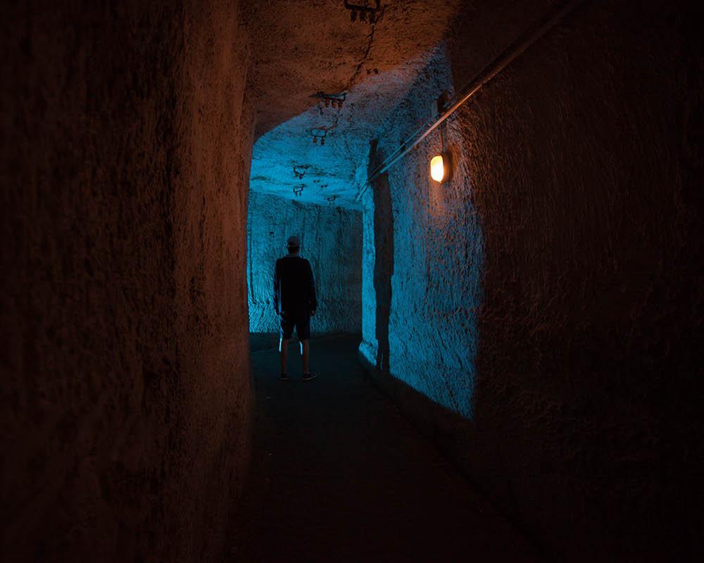 Napoli sotterranea - Percorso ufficiale